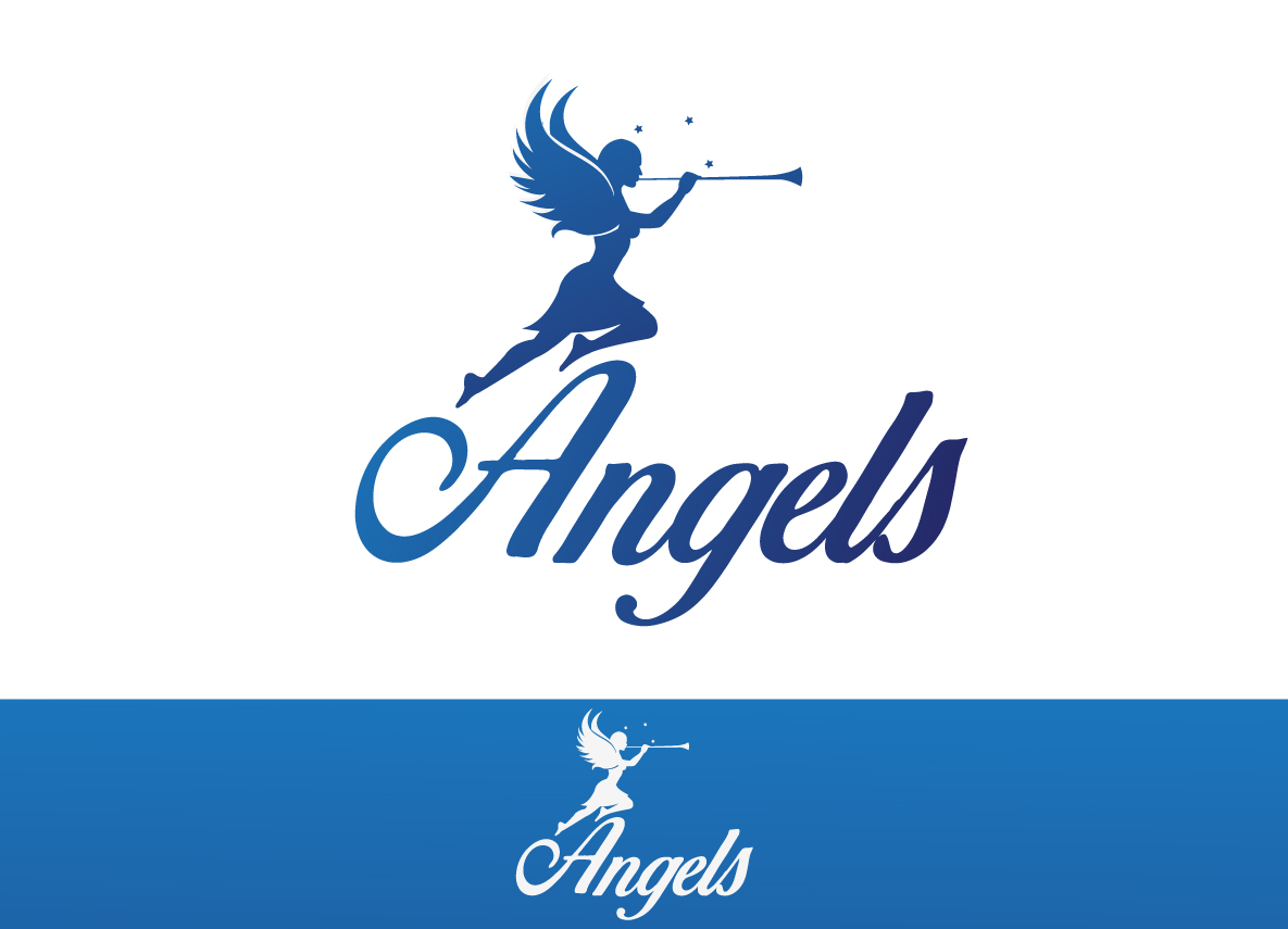 Angel Logo Design | www.pixshark.com - Images Galleries ...