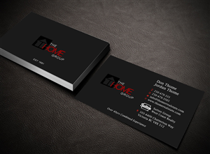 138 Serious Modern Real Estate Agent Business Card Designs for a ...