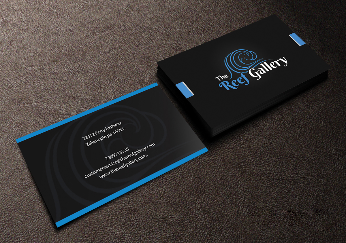 Bold, Serious Business Card Design by Creations Box 2015 | Design ...