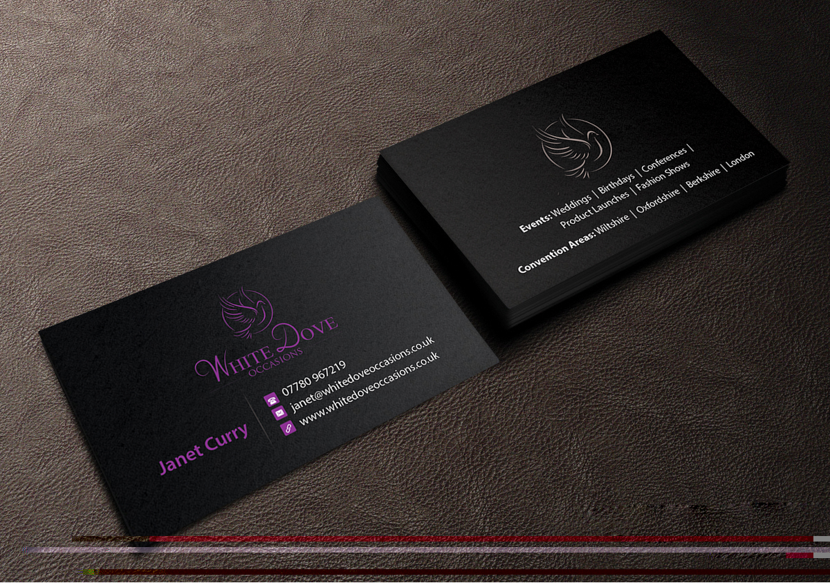 Elegant, Upmarket Business Card Design for Johnson Gardening ...