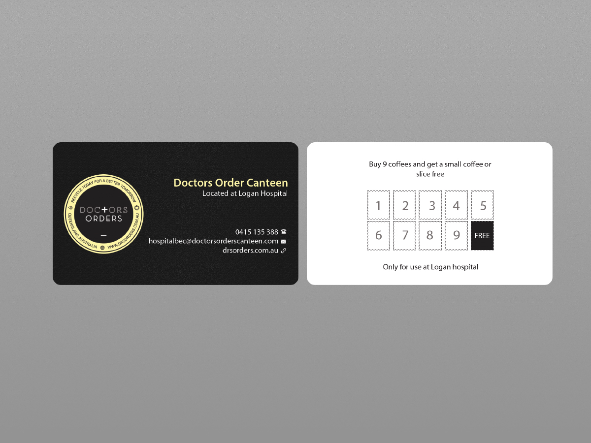 Modern professional hospitality business card design for a company business card design by creations box 2015 for this project design 6612906 reheart Gallery