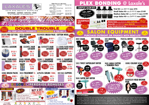 Flyer Design by UrbainFX - Monthly Specials Flyer - A4 Double Sided Crash  ...