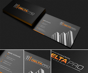 115 elegant business card designs construction business card business card design by milovanovic for delta pro industries pty ltd design 1720864 colourmoves