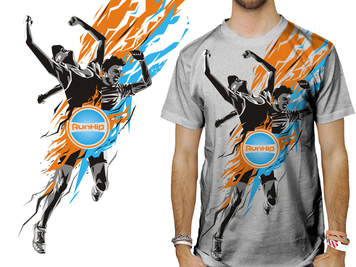 Bold Playful Store T Shirt Design For A Company By Voltage Gated
