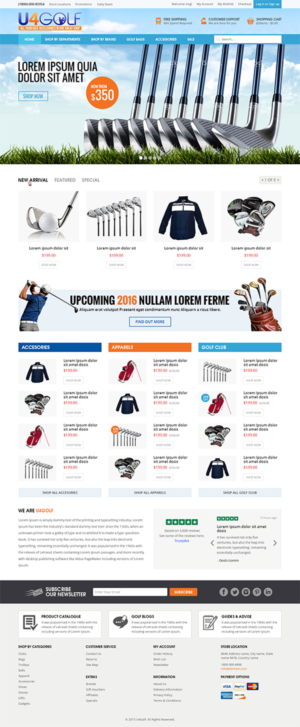 BigCommerce Design by RupalTechno