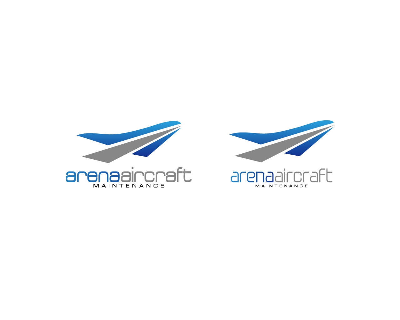 Bold, Modern Logo Design for Arena Aircraft Maintenance Pty Ltd by ...