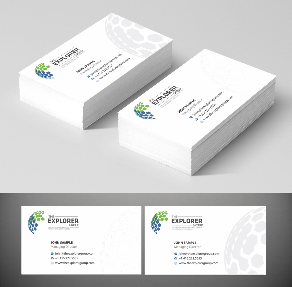 Serious modern business business card design for the explorer business card design by jetweb for the explorer group design 6652388 colourmoves