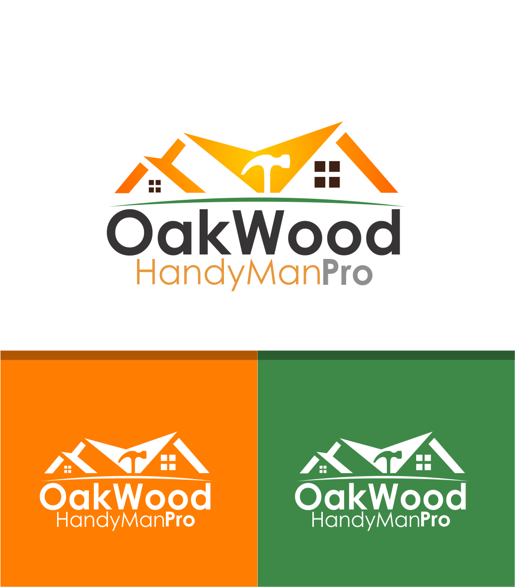 Modern Bold Home Improvement Logo Design For There Are Three As Noted Above See Brief For