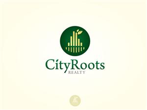 Logo Design job – CityRoots Realty Logo – Winning design by Likk