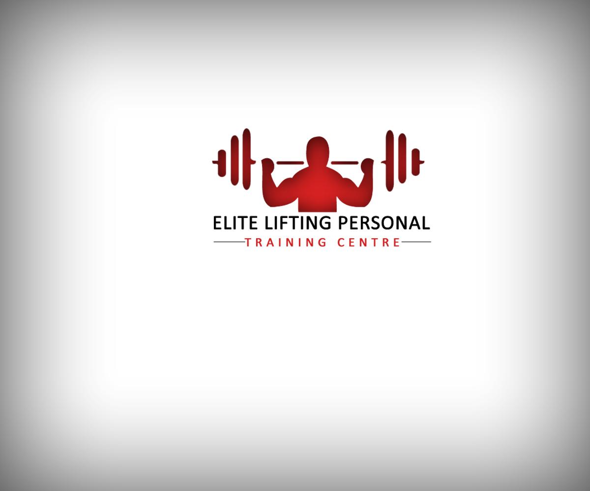 Modern, Männlich, Personal Trainer Logo-Design Für Elite