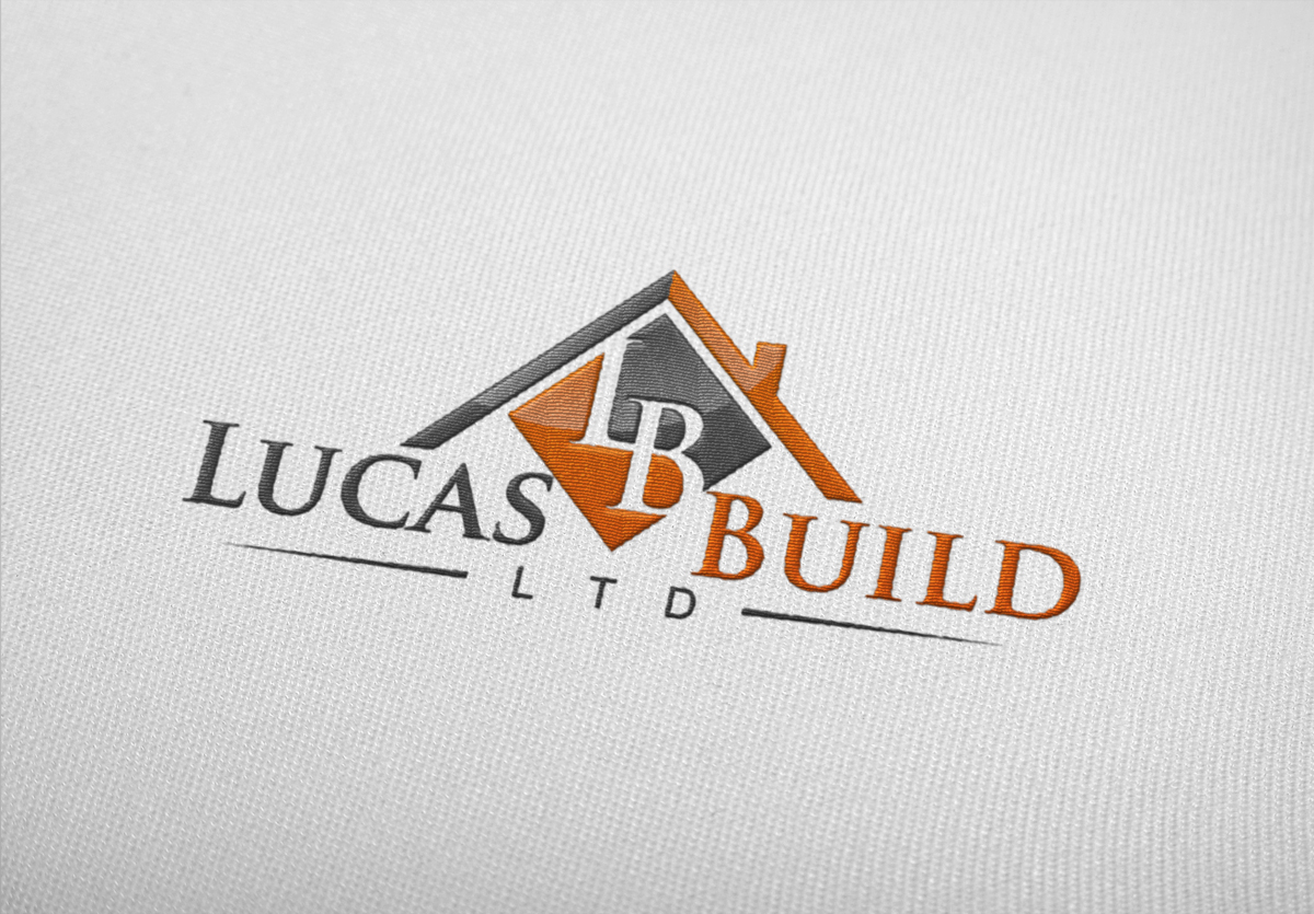 110 modern professional residential construction logo