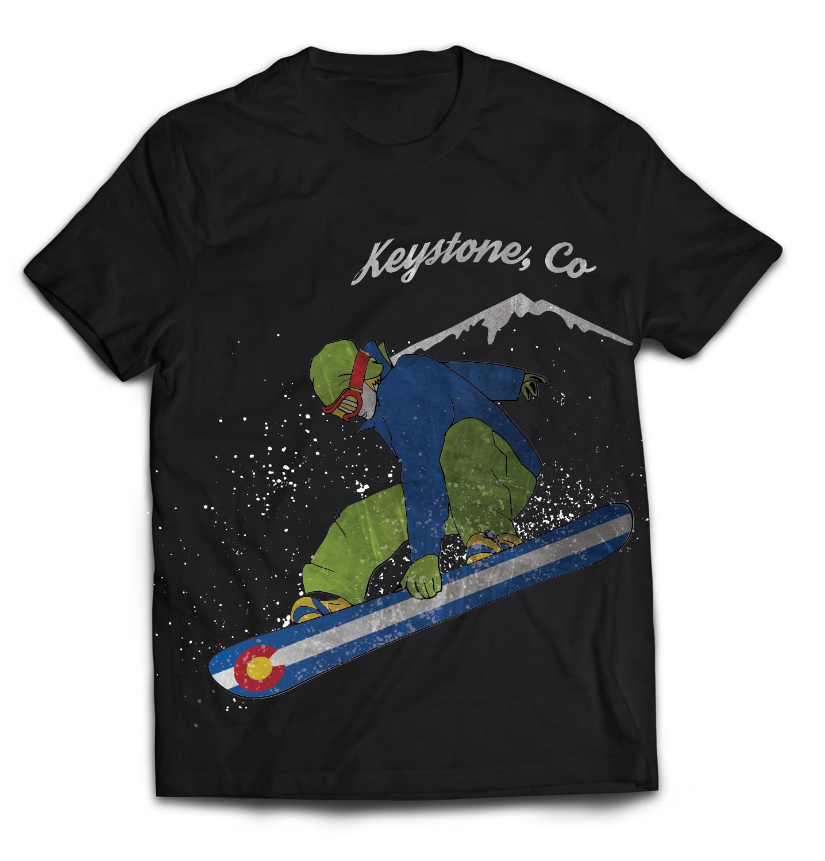 Bold Modern T Shirt Design For Local Limited By Karen