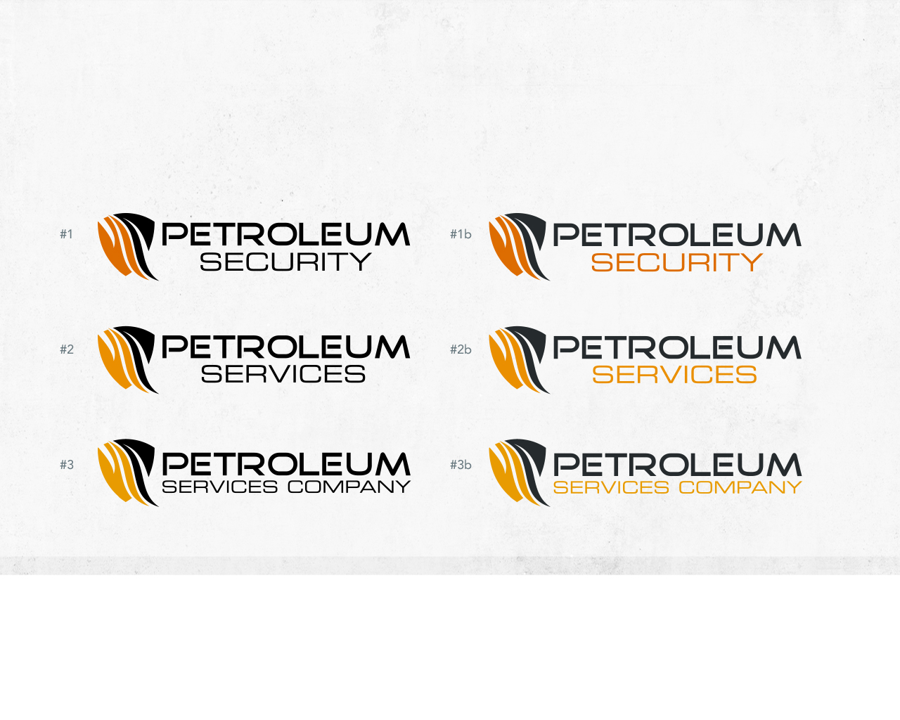 Bold, Serious, Oil And Gas Logo Design for Petroleum