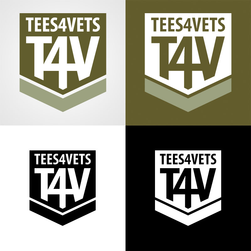 Vector design for mark by billyashgray design 1788604 for Military t shirt companies