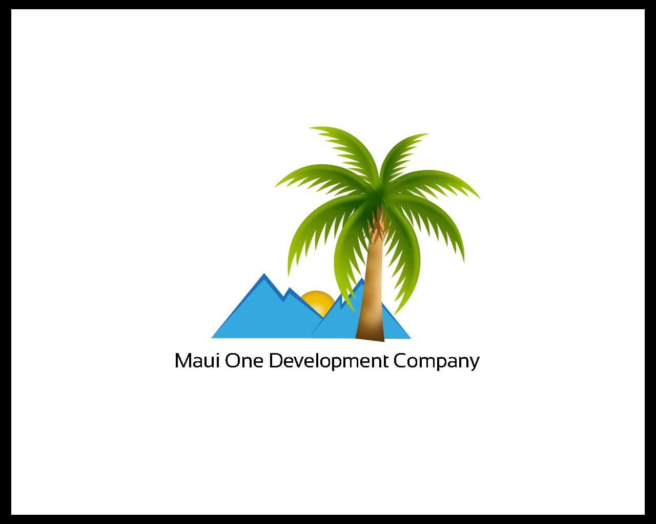 Palm Tree Logo Stock Images  Dreamstime