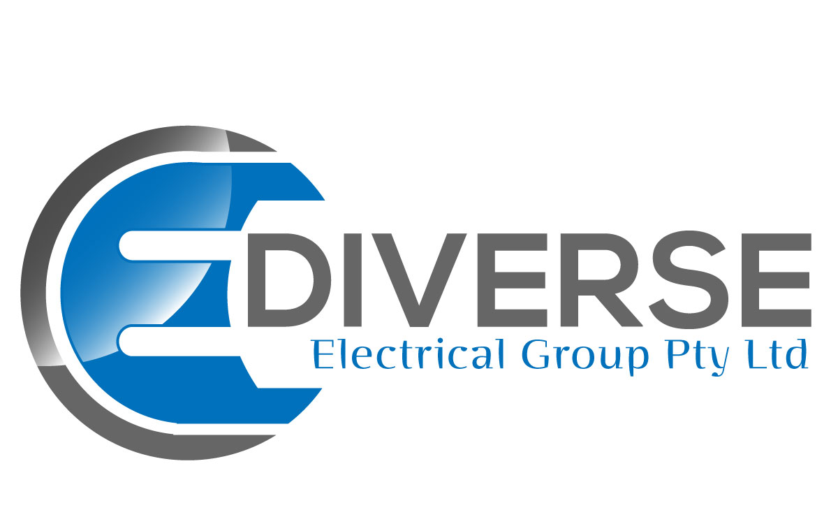 Serio masculino electrical dise o de logo for diverse for Outer space design group pty ltd