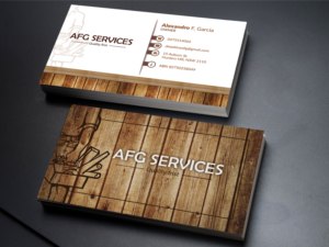 24 upmarket business card designs handyman business card design business card design by sahank for this project design 6703085 colourmoves