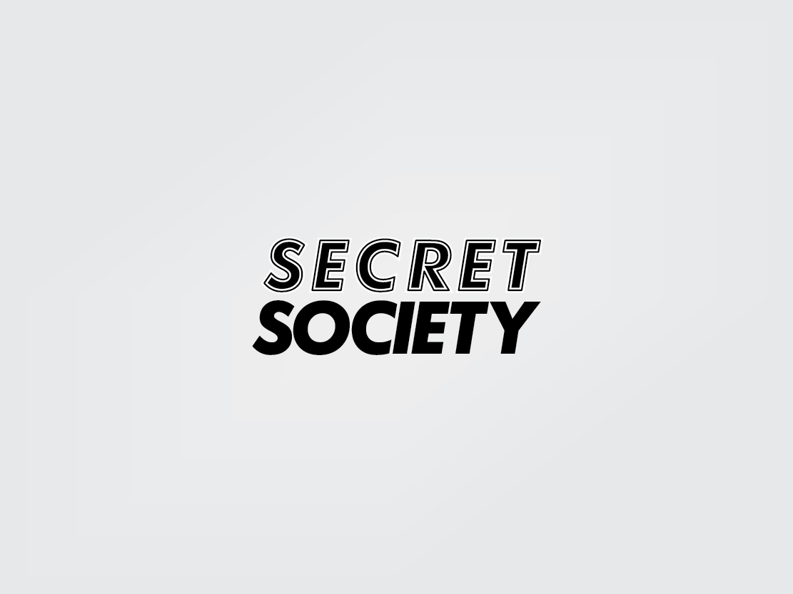 Modern, Personable, Clothing Logo Design for Secret Society