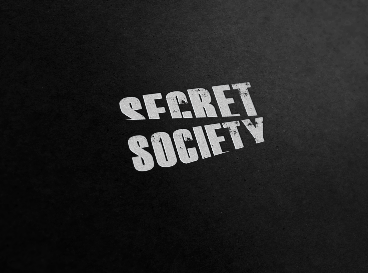 Modern, Personable, Clothing Logo Design for Secret Society