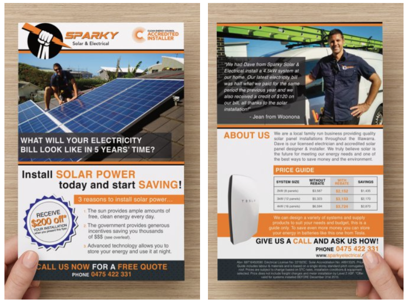 flyer design by bmf design for this project design 6887144