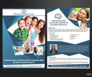 Dental Flyer | Crowdsourced Flyer Design Contests