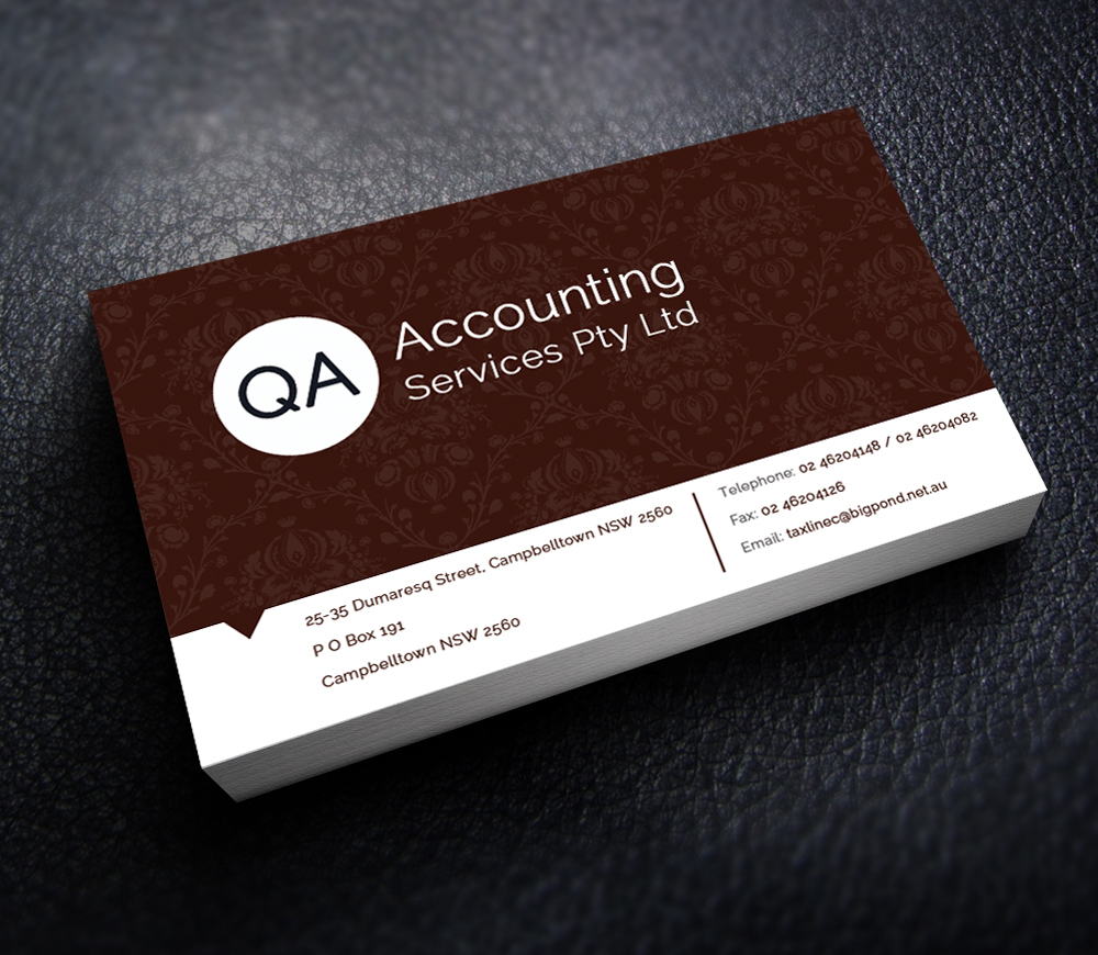 Elegant playful business business card design for a company by business card design by sahank for this project design 6711505 colourmoves