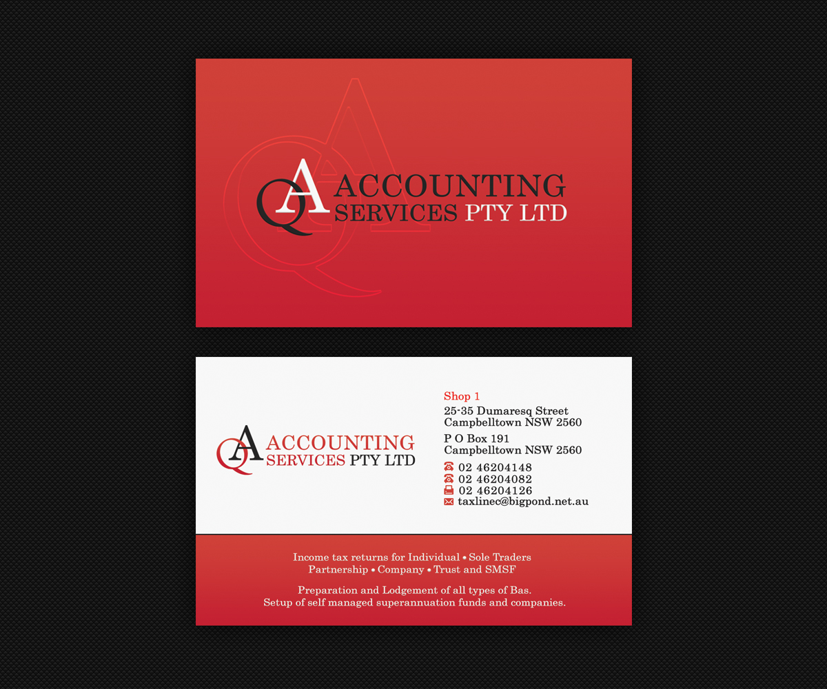 19 elegant business card designs business business card design business card design by ethien for this project design 6710814 colourmoves