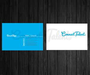 80 crowd business card designs business business card design business card design by khang for connecttalent design 1785906 colourmoves