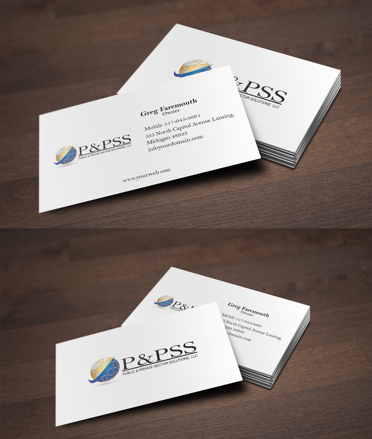 Serious professional business consultant logo and for Business design consultant