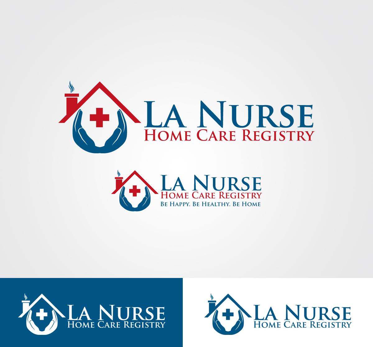 84 elegant serious home health care logo designs for la nurse home care registry a home health - Home health care logo design ...