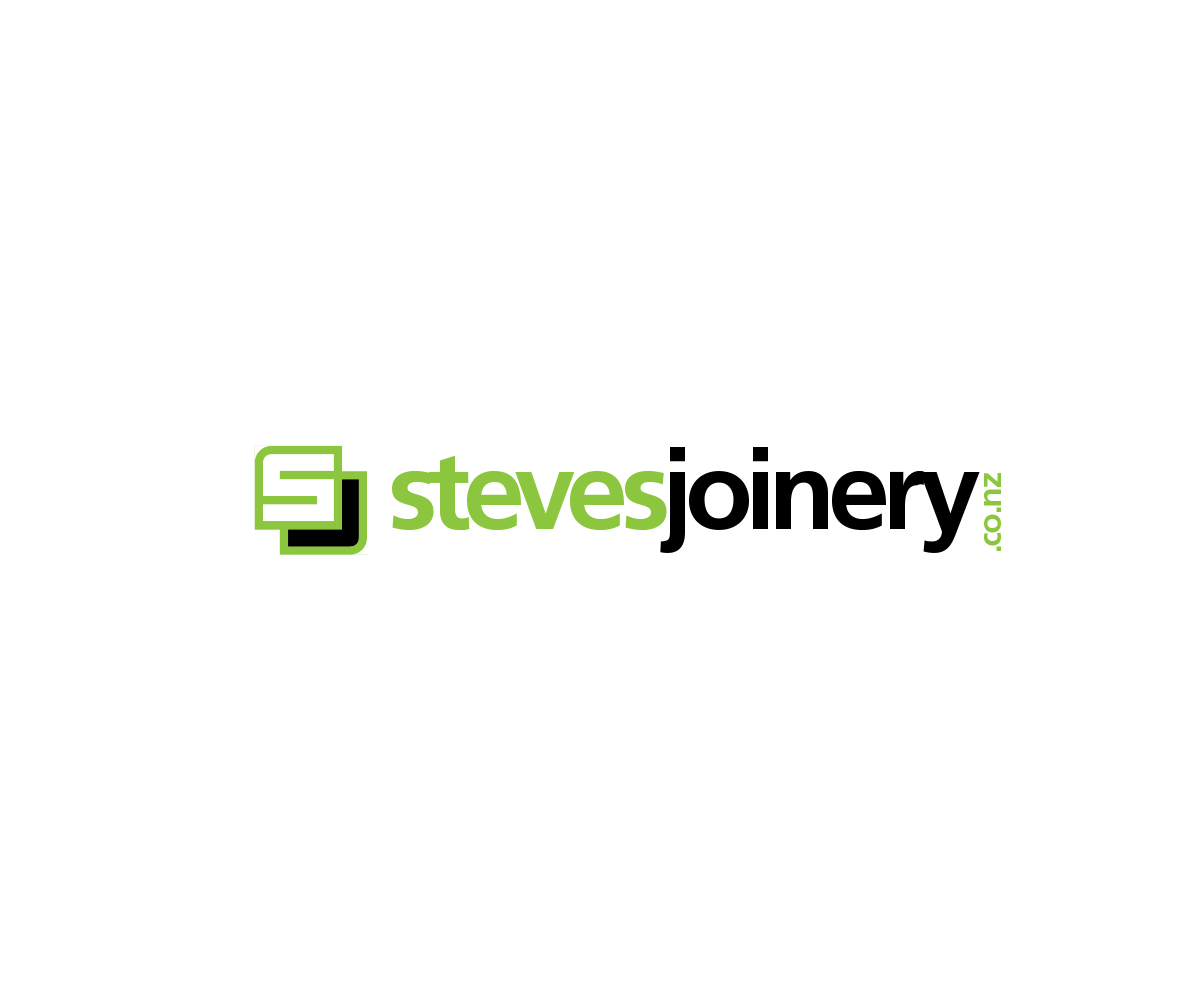 Bold, Modern, Kitchen Logo Design For Steves Joinery By