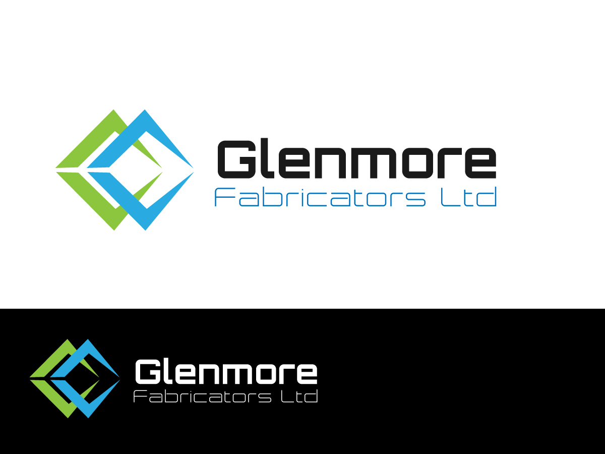 Structural Steel Logos : Professional structural steel logo designs for glenmore
