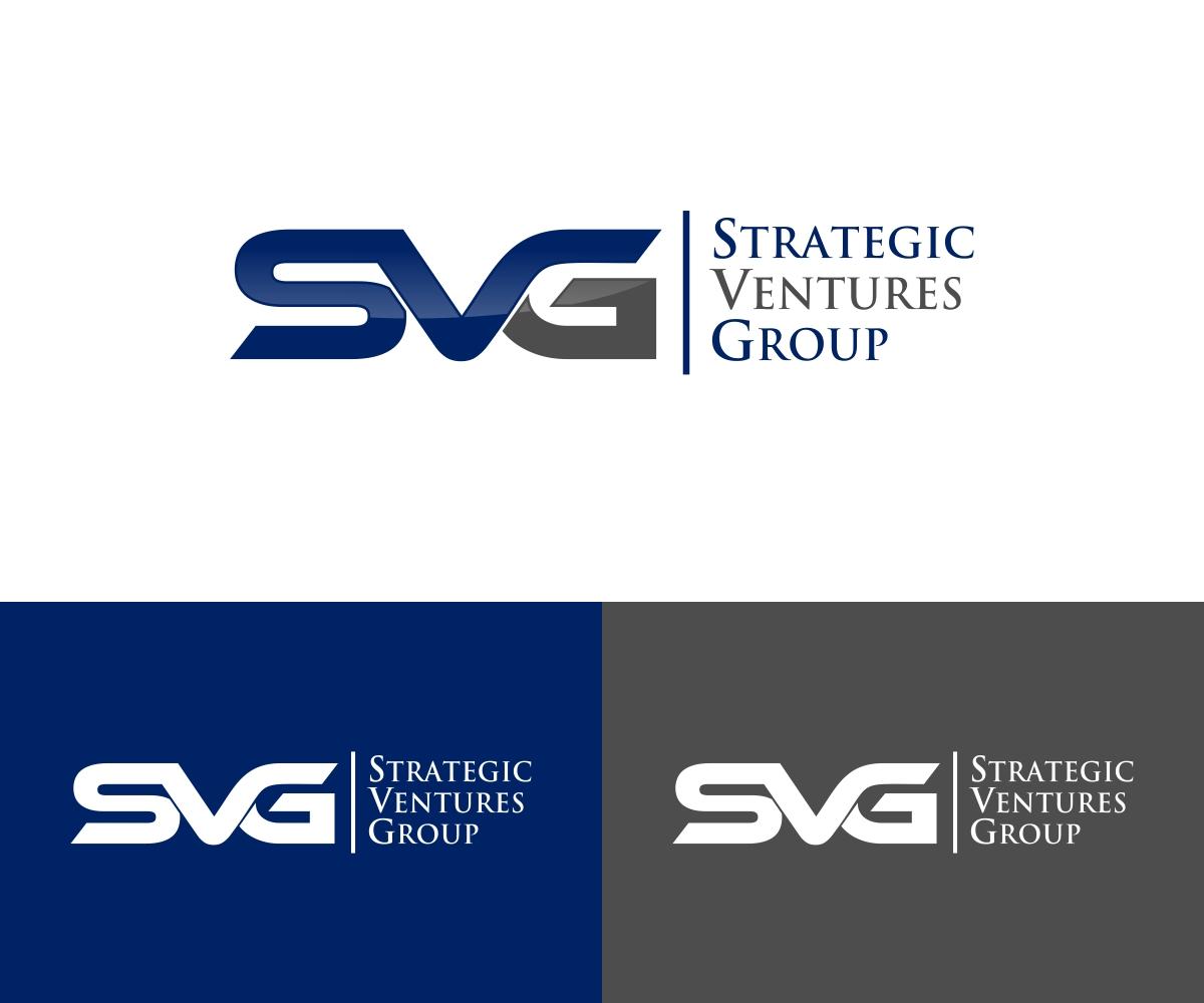 Modern bold marketing logo design for strategic ventures for Strategic design agency