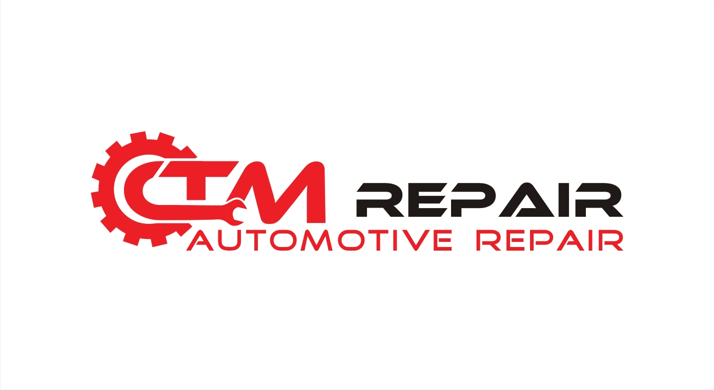 bold serious automotive logo design for ctm repair by hih7 rh designcrowd com au car repair log printable car repair log pdf