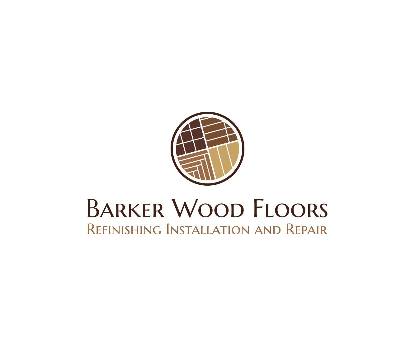 Logo Design By Designbb For Barker Wood Floors