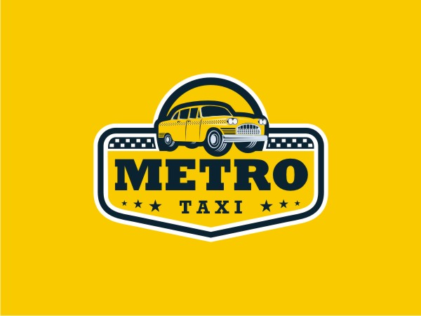 116 Professional Logo Designs for Metro Taxi a business in United ...