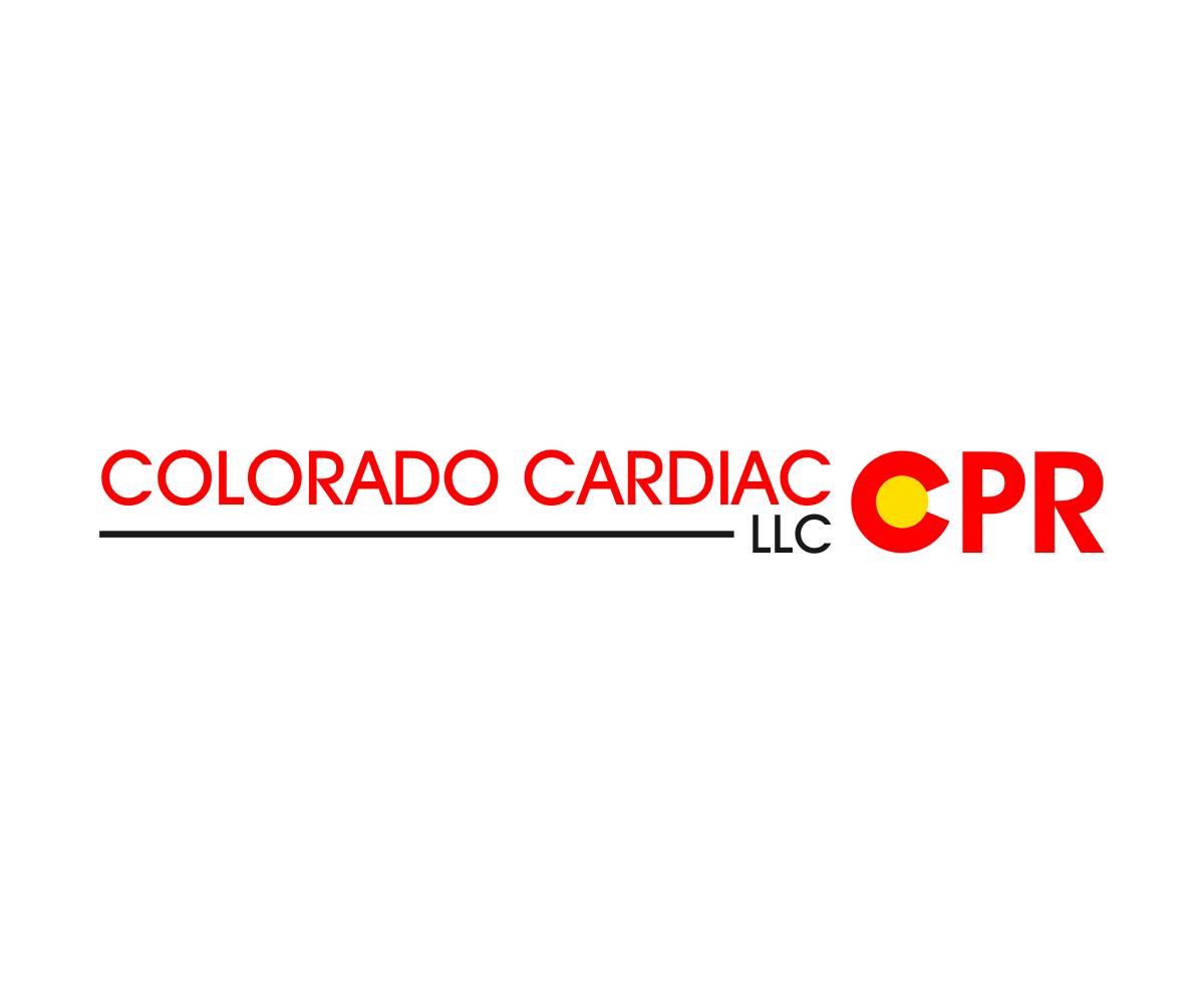 Colorado Cardiac Cpr: Logo Design For Colorado Cardiac CPR LLC