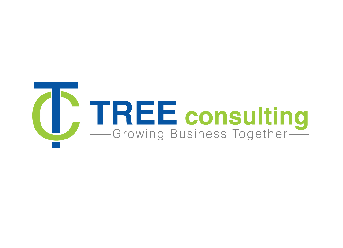 Serious modern business consultant logo design for tree for Consulting logo design