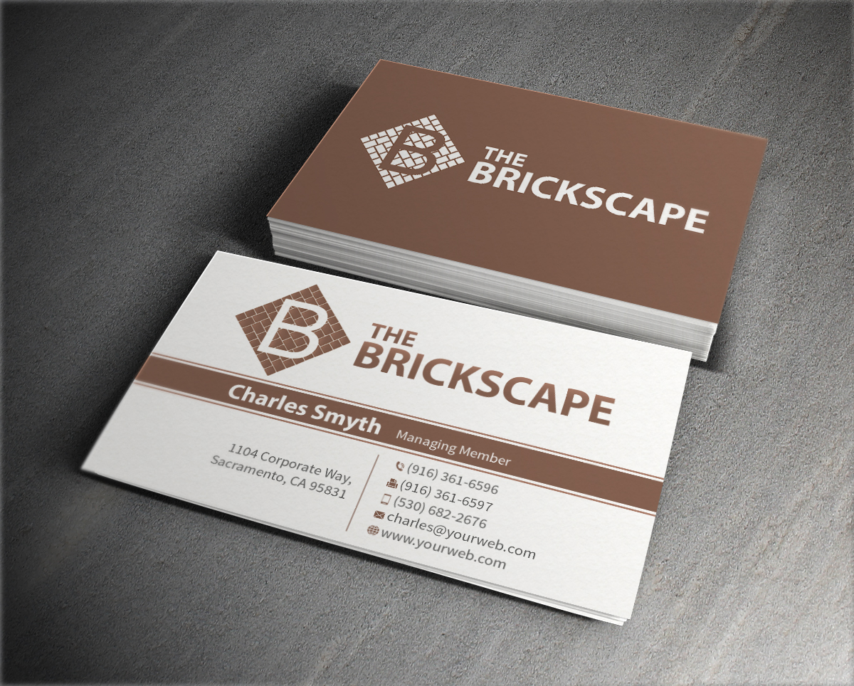Professional elegant business business card design for a company business card design by mediaproductionart for this project design 6770827 reheart Images