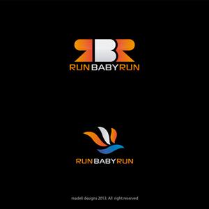 Logo Design by madeli - Run Baby Run apparel logo design