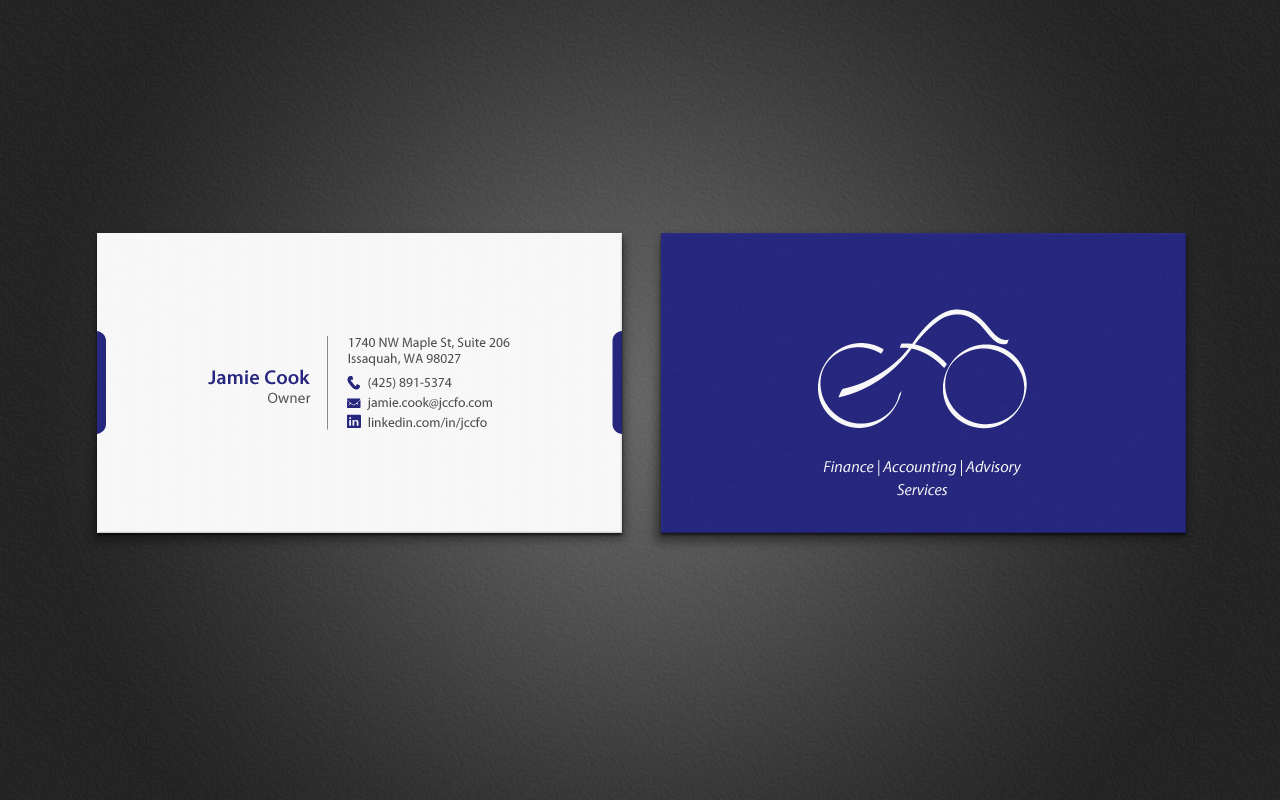 Masculine bold business consultant business card design for Business design consultant