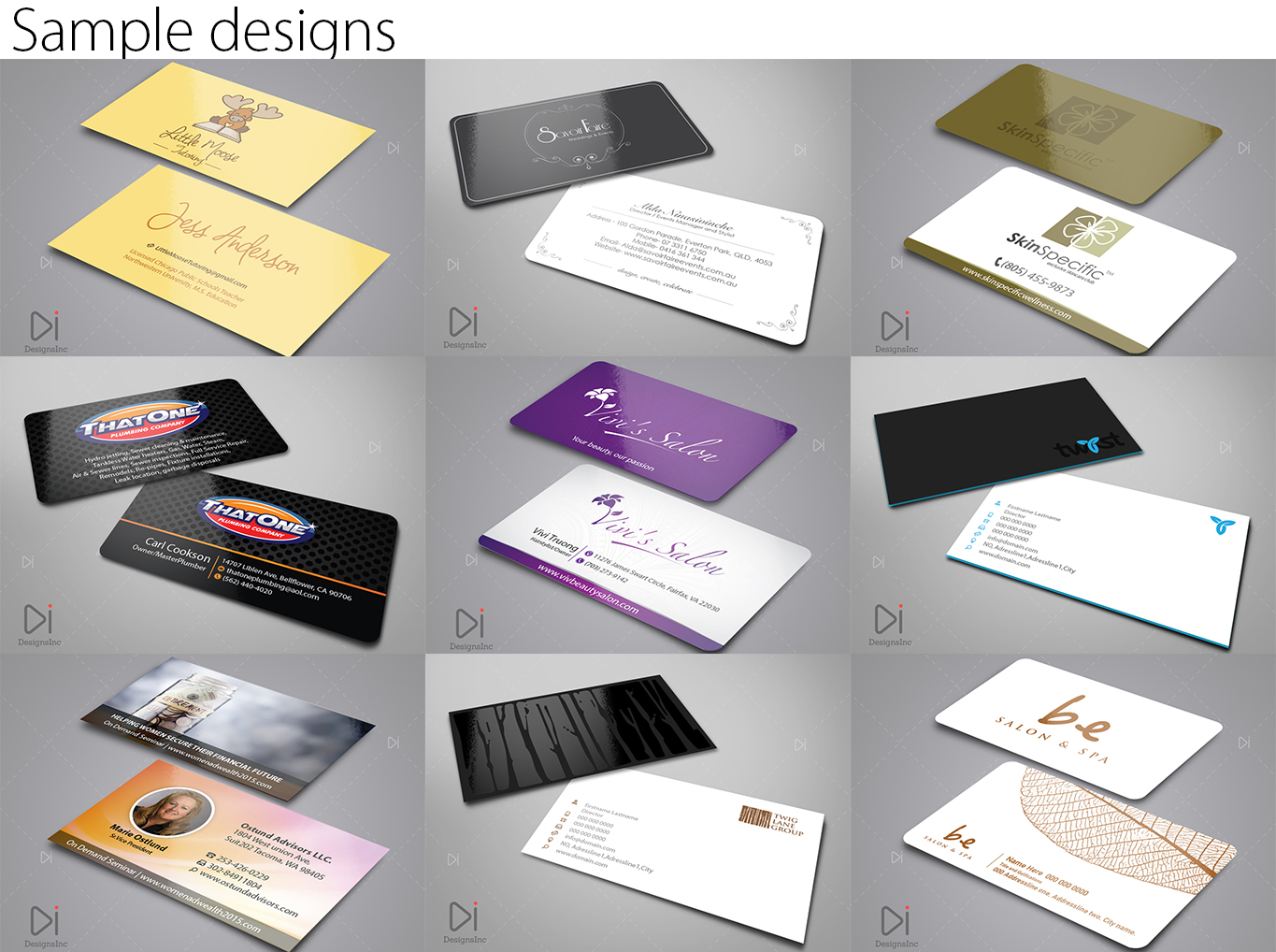 Masculine, Bold, Business Consultant Business Card Design for a ...