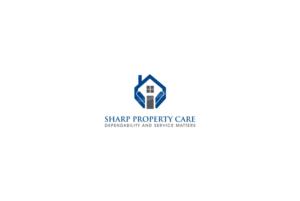 Logo Design for Sharp Property Care needs a sharp logo design. by creativepoint