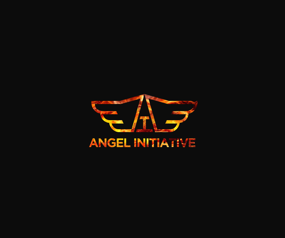 Venture capital logo design for angel initiative by Angel logo design
