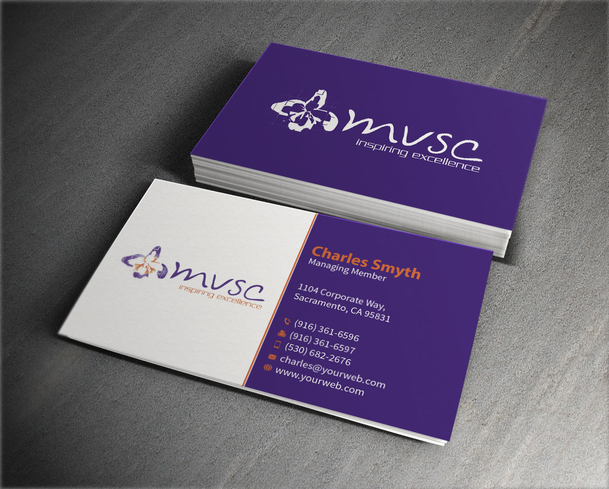Modern upmarket business business card design for a company by business card design by mediaproductionart for this project design 6894566 colourmoves