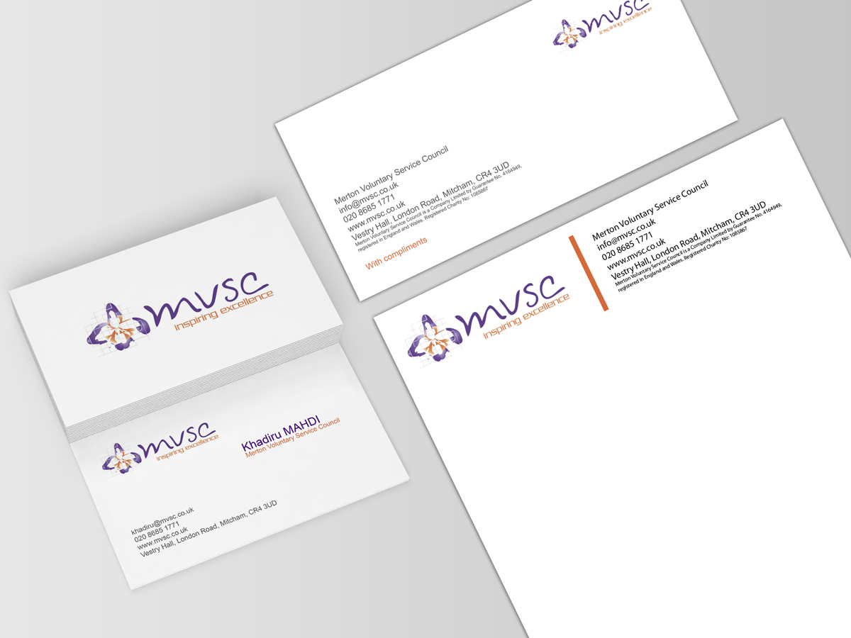 Modern, Upmarket, Business Business Card Design for a Company by Art ...