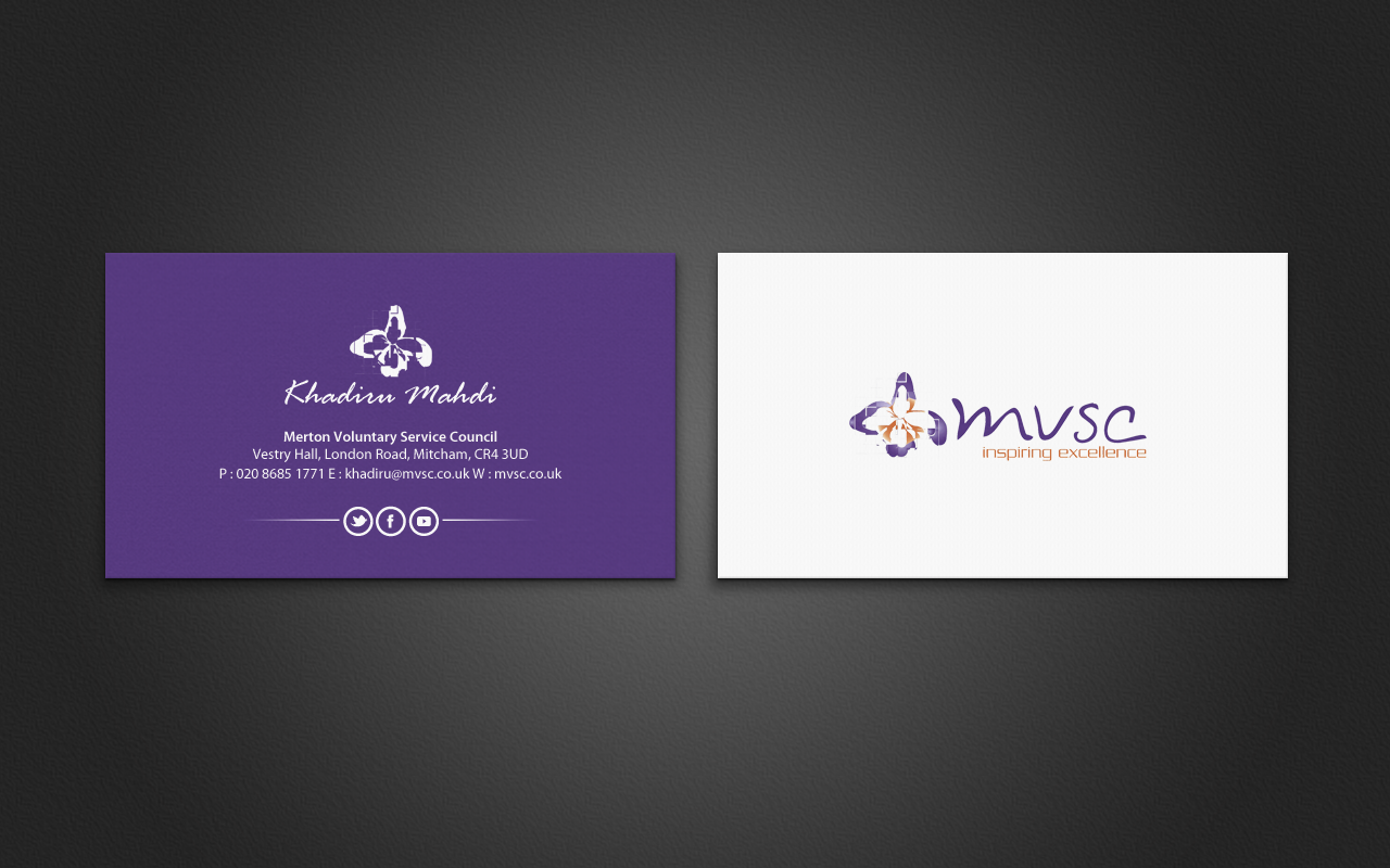 Modern, Upmarket, Business Business Card Design for a Company by ...