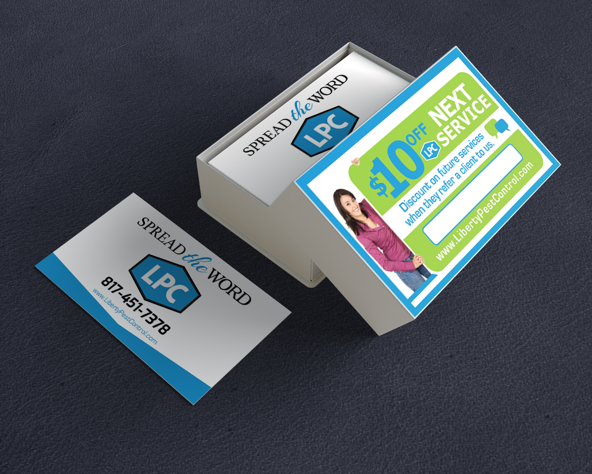 28 Business Card Designs | It Company Business Card Design Project ...