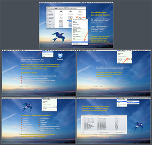 Banner Ad Design by yadunath - 5 Customized Screenshots for OS X Application D...