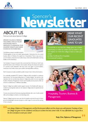 5 Newsletter Designs Advertising Newsletter Design
